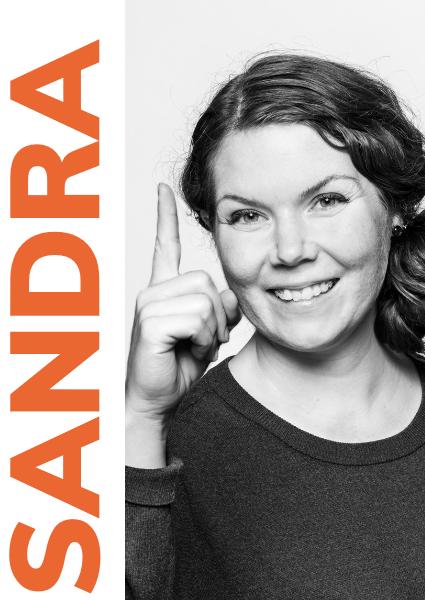 Sandra Ahnkron